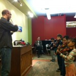 Suzuki Violin Cornerstone Music Conservatory